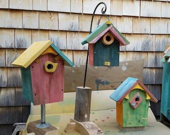 Fly Away Home Bird Houses