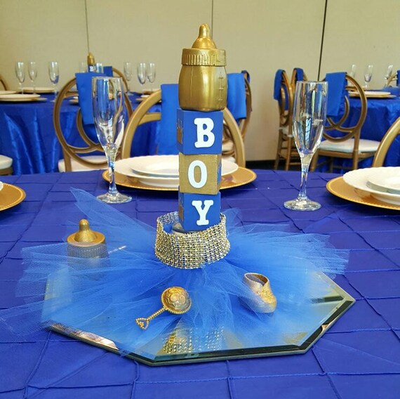 Royal Baby Shower Centerpieces Etsy
