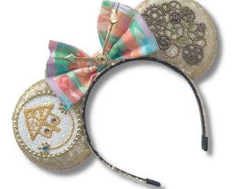 Small World Mouse Ears - Made to Order