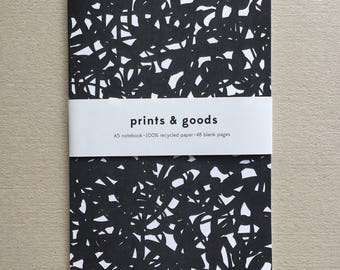Scribbles • A5 Notebook