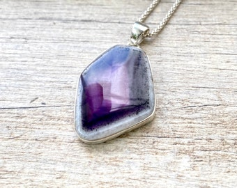 Auralite 23 /& diamond 925 sterling silver 18\u201d necklace auralite 23 necklace most powerful crystal powerful healing crystal  gift