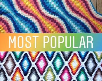 Most Popular Crochet Etsy