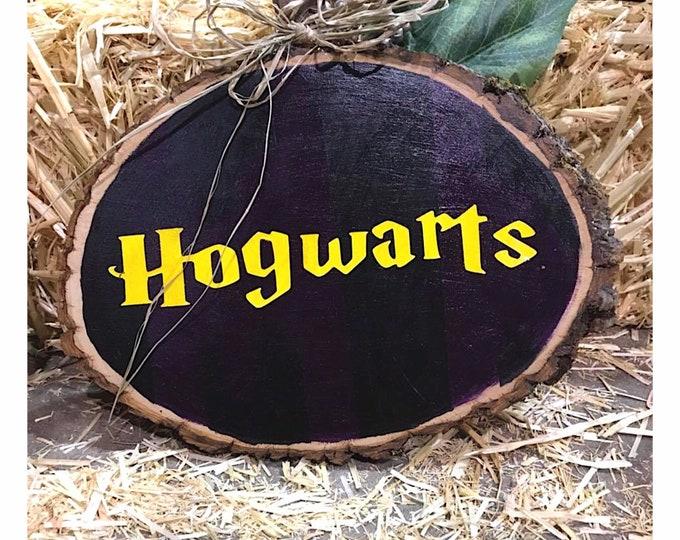 Hogwarts/ Halloween Pumpkin