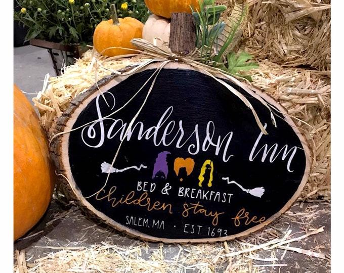Sanderson Inn. Pumpkin