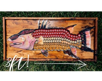 Upcycled Hogfish.