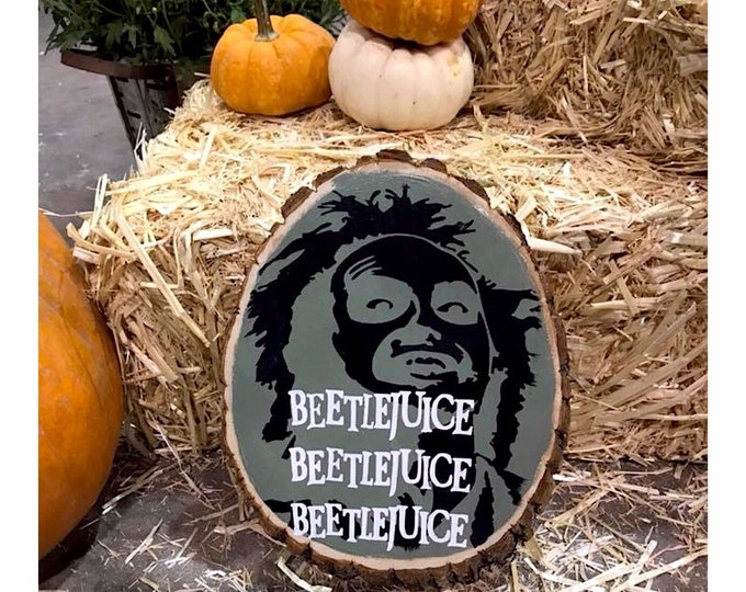 Beetlejuice. Pumpkin