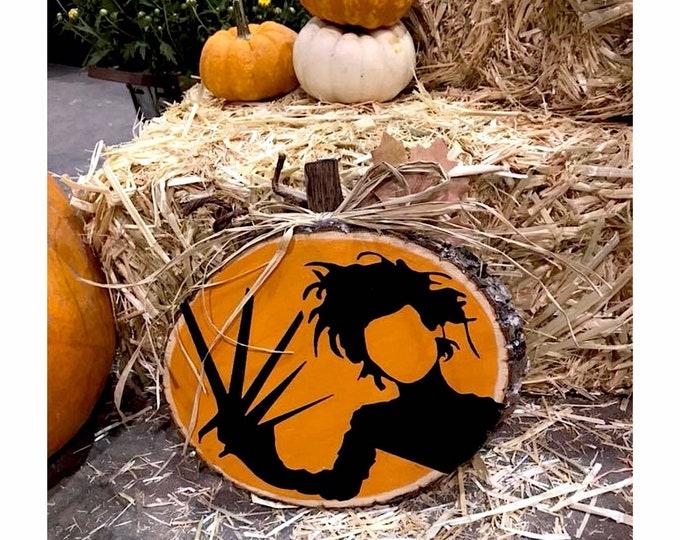 Edward Scissorhands - Pumpkin
