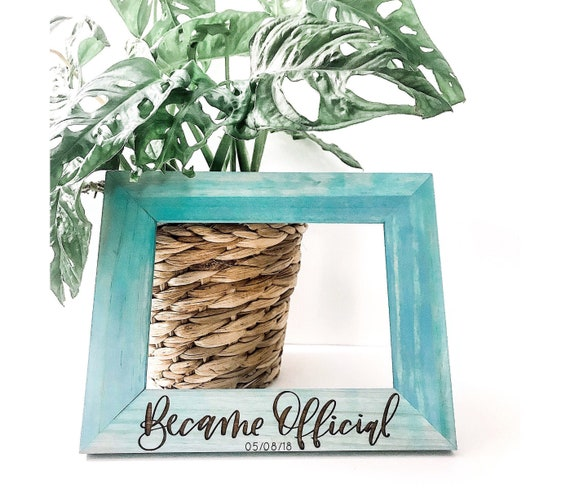 Custom Picture Frame. Personalize Now!