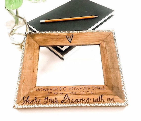 However big however small let me be part if it all. Share your dreams with me. Greatest showman. Greatest Showman picture frame. Custom.