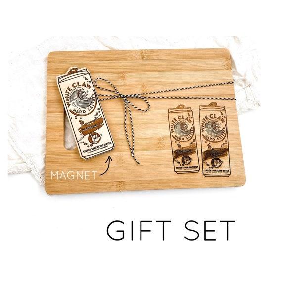 White Claw. White Claw Cutting Board. White Claw Gift. White Claw Gift Set. White Claw Magnet. Black Cherry. Mango White Claw. Claws