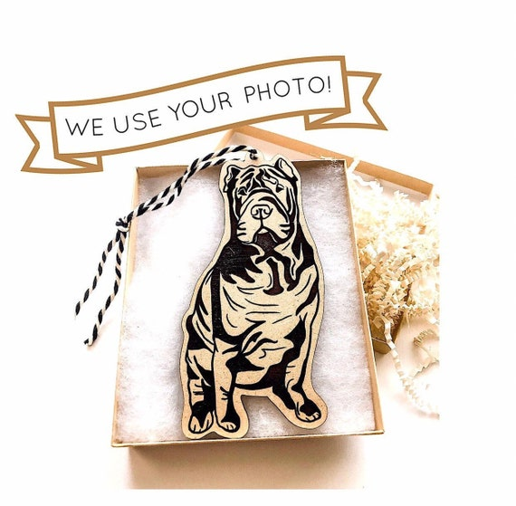 Custom Pet ornaments. Your own photo! Personalized pet ornaments. Personalized ornaments. Dog lovers. Sharpay ornament. Puppy ornament. Dogs