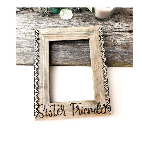 3D lace. Lace Anniversary. Barn wood Picture Frame. Engraved Picture Frame. Farmhouse picture frame. Rustic picture frame.