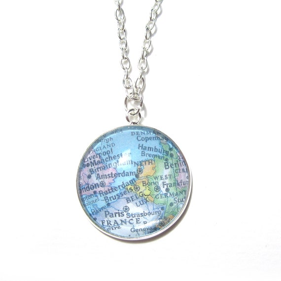 Personalized necklace - Holland