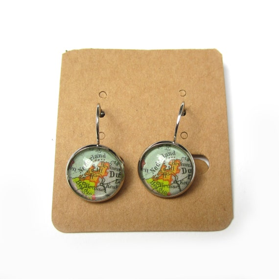 Personalized earrings - Holland
