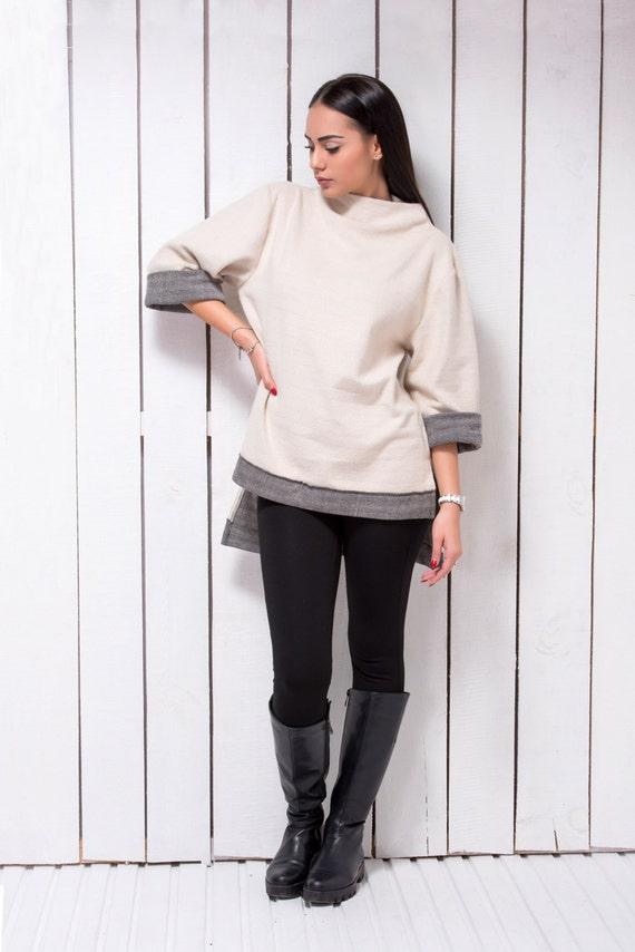 ef778d93767c5 Winter Sweater Tunic Short Tunic Plus Size Tunic Top