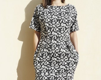 Basel Dress PDF Sewing Pattern