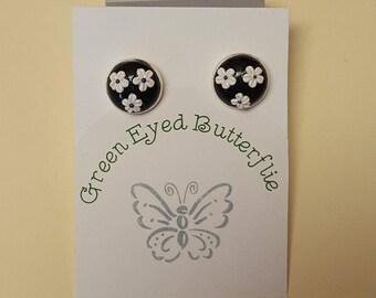 OOAK Polymer Clay Earrings