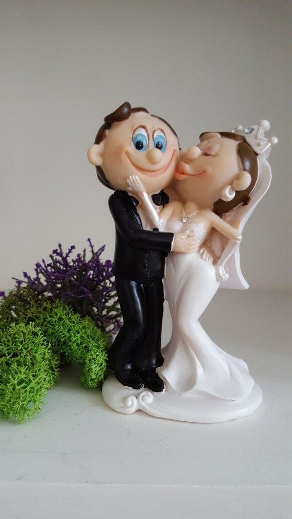 Lustige Cake Topper Fur Hochzeit Sexy Hochzeit Lustige Figur Etsy