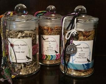 Loose Organic Herbal Incense, Smudge, Potpourii, Incense, Smudge stick, Natural incense, Altar Incense, Ceremonial, Sabbat, Spell, Spells