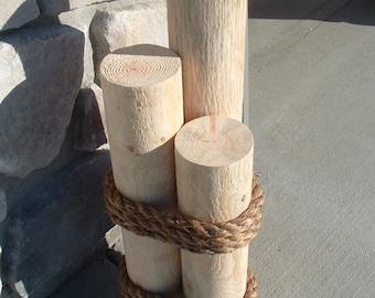Pier pilings | Etsy