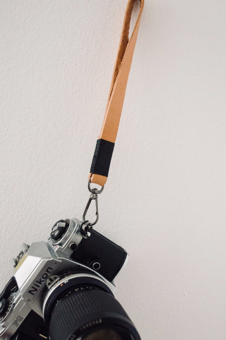 Camera Strap Gift for Men Women DSLR Camera strap Leather Camera Strap