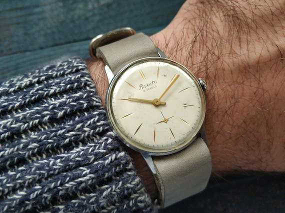 Soviet watch victory (POBEDA) with the clock face