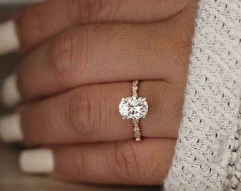 Engagement Ring Etsy