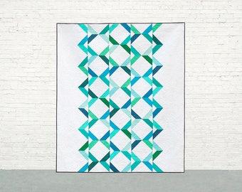 Arrow Point Path PDF Quilt Pattern
