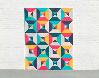 Picnic Play PDF Quilt Pattern