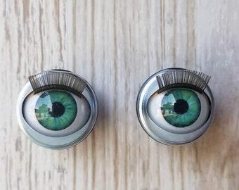 9d75fe9b856 Mint Julep- Custom Doll Eyes - Fit 18
