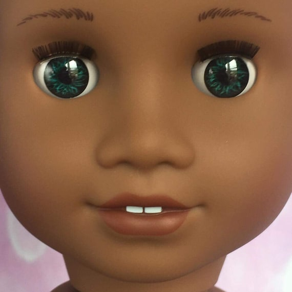 One Pair Choose From 24 Colors American Girl Custom Open Close Doll Eyes New