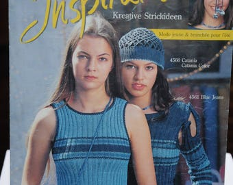 """""""Inspiration"""" young and trendy fashion for the summer book"""