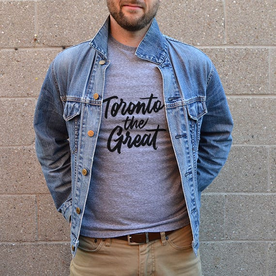 Toronto the Great t-shirt