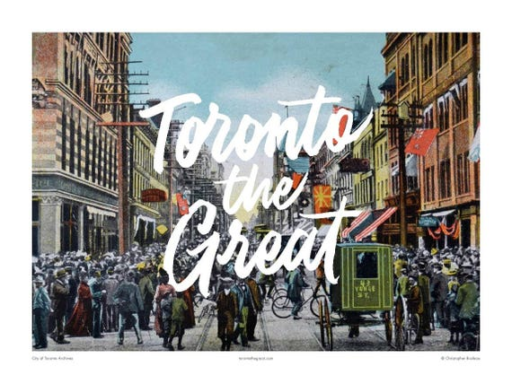 Toronto the Great