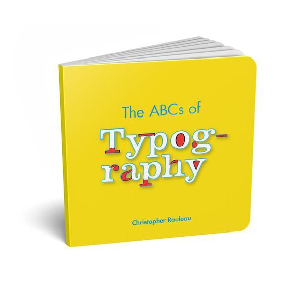 The ABCs of Typography book