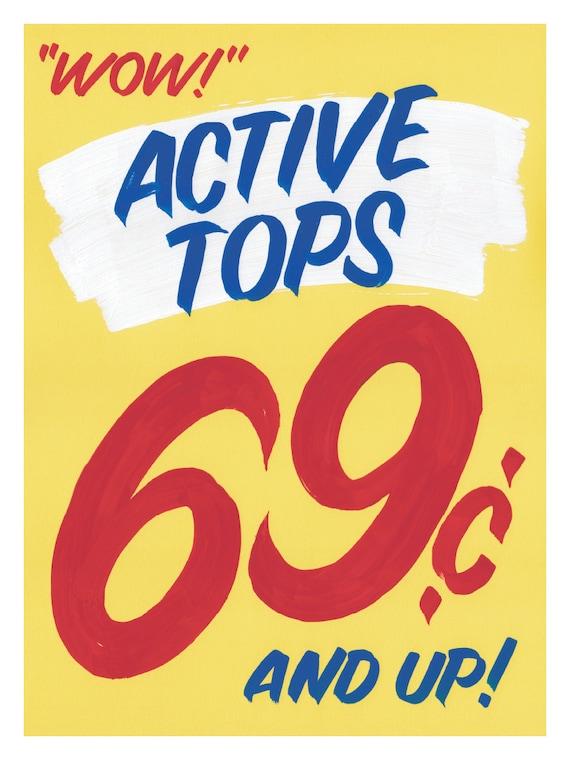 Active Tops