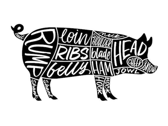 Lettered Pork