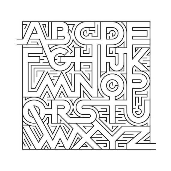 ABC 245/250 Labyrinth