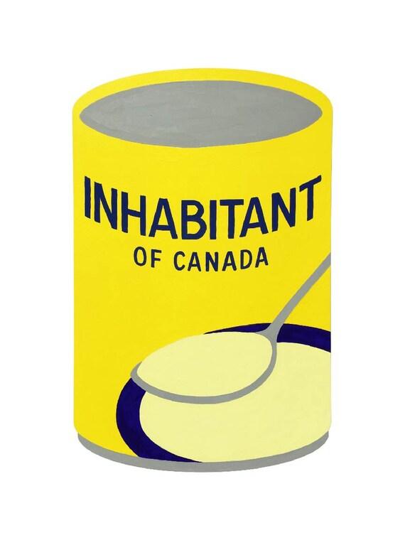 Inhabitant of Canada