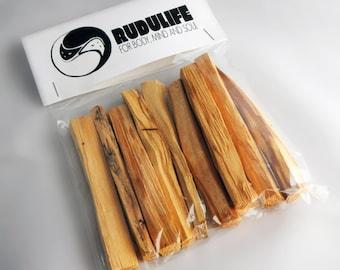 Palo Santo Smudge Sticks | Natural Incense Sticks | Incense for Meditation, Cleansing and Spiritual | Bursera Graveolens