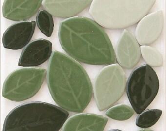 Decoro in argilla cotto fatto a mano piastrella tipo ceramica
