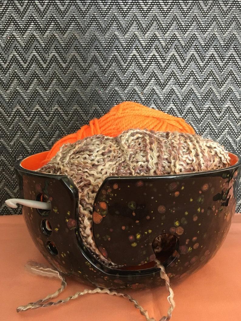 Medium Ceramic Yarn Bowl