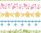 11 Pyrex Pattern (.svg) Downloads Editable vector files (for Cricut, Silhouette, etc)