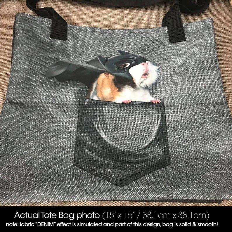 Piggie Parodies MARY POOPINS personalised all over print Tote Bag