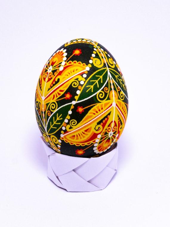 Mothers Day Gift Ukrainian Pysanka Easter Pysanky Eggs Hand Etsy