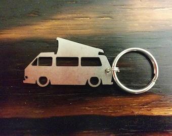Volkswagen Westfalia Camper Van Keychain
