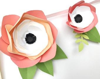 Custom Paper Flower Garland for Amanda