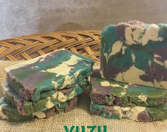 Yuzu Homemade Soap