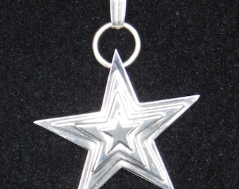 Little Princess Star Printed Scepter Silver 12-1//2-Inch