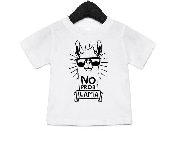 8d1f5e827b4 No Prob Llama shirt